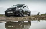 27 Toyota GR Yaris 2021 UK road test review static