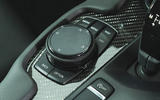 Toyota GR Supra 2019 road test review - iDrive controller