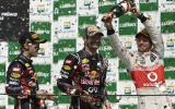 Mark Webber wins Brazilian GP