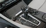 BMW Active Hybrid 5 automatic gearbox