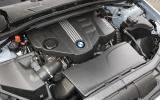 1.6-litre BMW 316d diesel engine