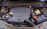 1.5-litre dCi Dacia Duster engine