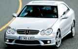 Mercedes-Benz CLK63 AMG Coupe