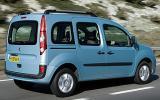 Renault Kangoo rear