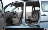 Renault Kangoo interior
