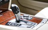 Alpina B7 automatic gearbox