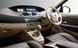Renault Scenic dashboard