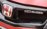 Honda Civic Type R Mugen badging