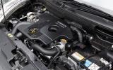 1.6-litre Nissan Juke petrol engine
