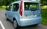 Renault Kangoo Be Bop Z.E. rear