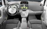 Renault Kangoo Be Bop Z.E. 44kW interior