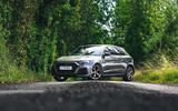 Audi A1 S Line 2019 road test review - static front