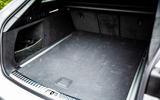 Audi A6 Avant 2018 road test review - boot
