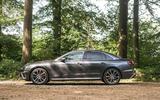 Audi S4 TDI 2019 road test review - static side
