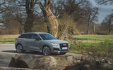 Audi SQ2 2019 road test review - static
