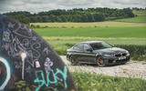 28 BMW M5 CS 2021 RT static