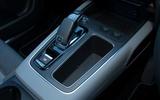Citroen C5 Aircross 2019 road test review - centre console
