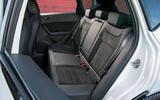 Cupra Ateca 2019 road test review - rear seats