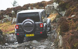 Jeep Wrangler 2019 road test review - off road rear