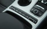Kia Stinger GT line 2018 review parking cameras