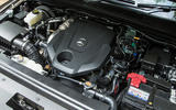 Mercedes-Benz X-Class road test review engine