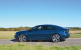 Peugeot 508 2018 road test review - on the road side
