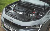 28 Peugeot 508 PSE SW 2021 RT engine