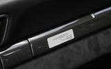 Porsche 911 GT2 RS 2018 road test review Weissach plaque