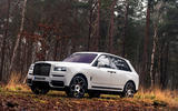 Rolls Royce Cullinan 2020 road test review - static
