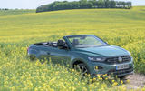 Volkswagen T-Roc Cabriolet 2020 road test review - static front