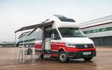 Volkswagen Grand California 2020 road test review - static