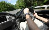 Driving the Ken Okuyama KO7