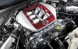 3.8-litre Nissan GT-R petrol engine