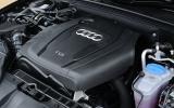 2.0-litre TDI Audi A4 diesel engine