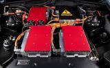 Rolls-Royce Phantom 102EX electric motors