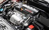 2.2-litre Honda Accord diesel engine