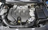 2.8-litre turbocharged Saab 9-5 engine
