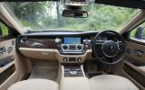 Rolls-Royce Ghost EWB interior