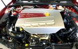 1.75-litre Alfa Romeo 159 petrol engine