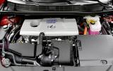 1.8-litre Lexus CT200h hybrid engine