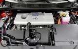 1.8-litre Lexus CT200h hybrid engine