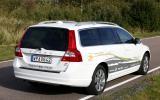 Volvo V70 Plug-In Hybrid rear quarter