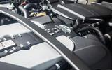 Aston Martin DBS Superleggera 2018 road test review - engine