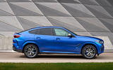 BMW X6 M50i 2019 road test review - static side