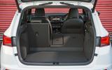 Cupra Ateca 2019 road test review - boot space