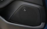 Ford Fiesta ST 2018 road test review door speakers