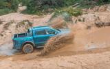 Ford Ranger Raptor 2019 road test review - splash
