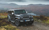 Jeep Wrangler 2019 road test review - static