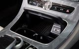 Mercedes-AMG CLS 53 2018 road test review - USB ports