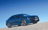 Peugeot 508 2018 road test review - hero static